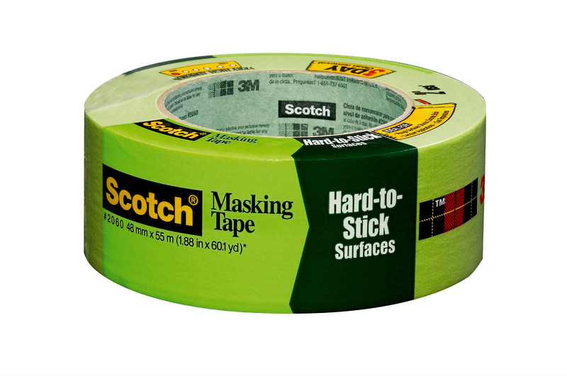 2060 2 IN. X60YD LACQ MASK TAPE