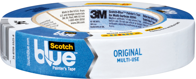 2090-1N 1X60 BLUE PAINTER TAPE