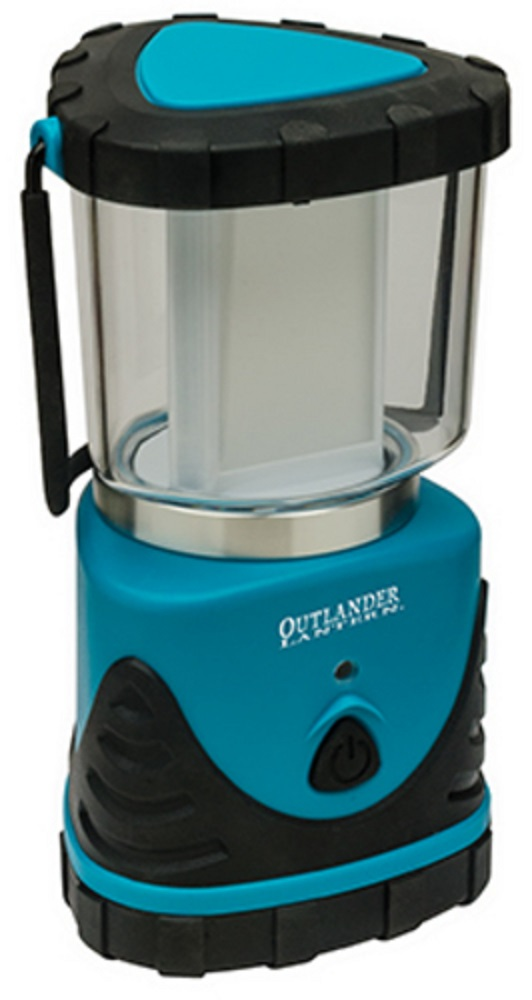 OUTLANDER 7441 BLUE AND BLACK OUTLANDER LANTERN WEATHERPROOF