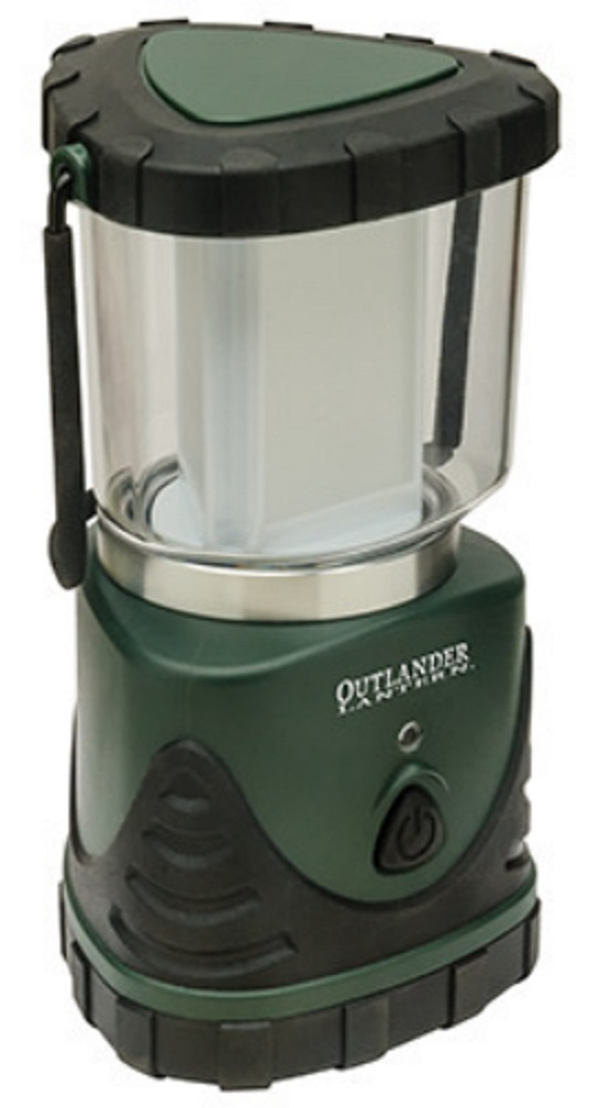 OUTLANDER 7442 GREEN AND BLACK LANTERN RUGGED WEATHERPROOF