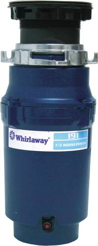 Whirlaway Garbage Disposal Home Depot