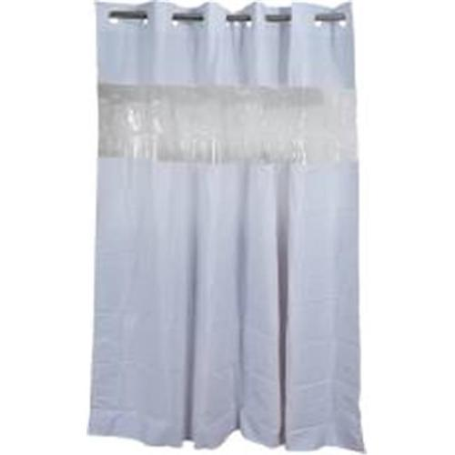 Clear Hookless Shower Curtain 28 Images Only 37 33 Hookless Shower Curtain With Clear Window