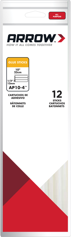 AP10-4 10 IN. 12PK A/P GLUE STICK