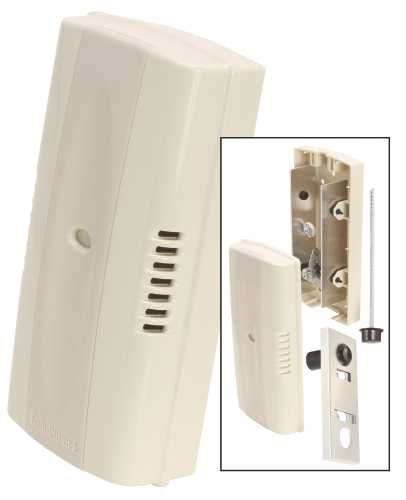 Only Door Chime Non Electric Silver 076335844299