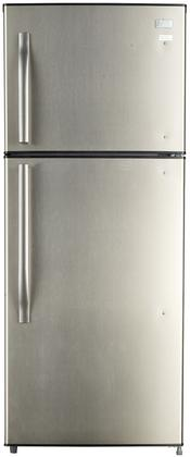 AVANTI FF138G3S STAINLESS STEEL 13.8CF REFRIGERATOR FROST