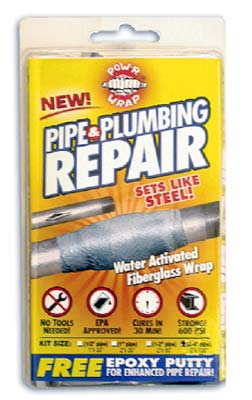 Only Pow R Wrap Pipe Hose Repair Kit 3 X 108 615595300031 Pw3108cs Access Able