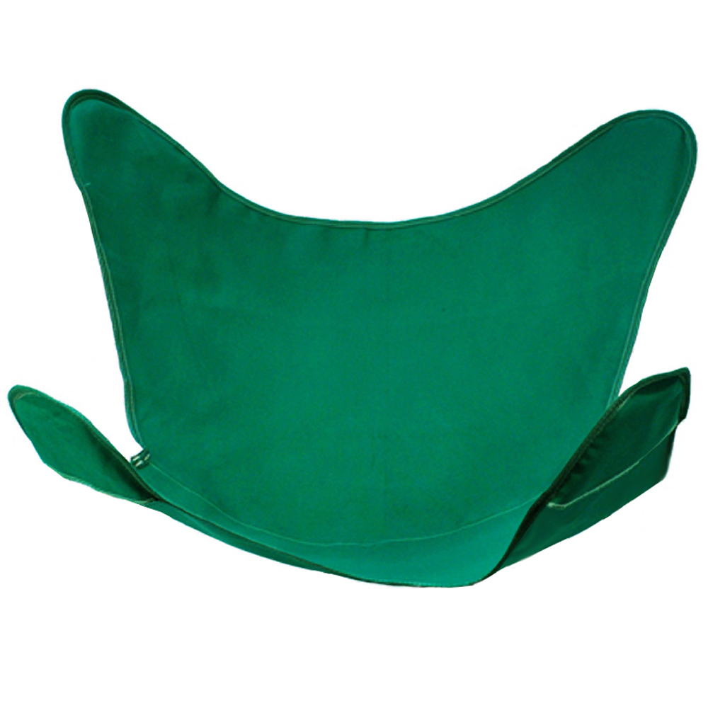 Replacement Cover for Butterfly Chair - Hunter Green