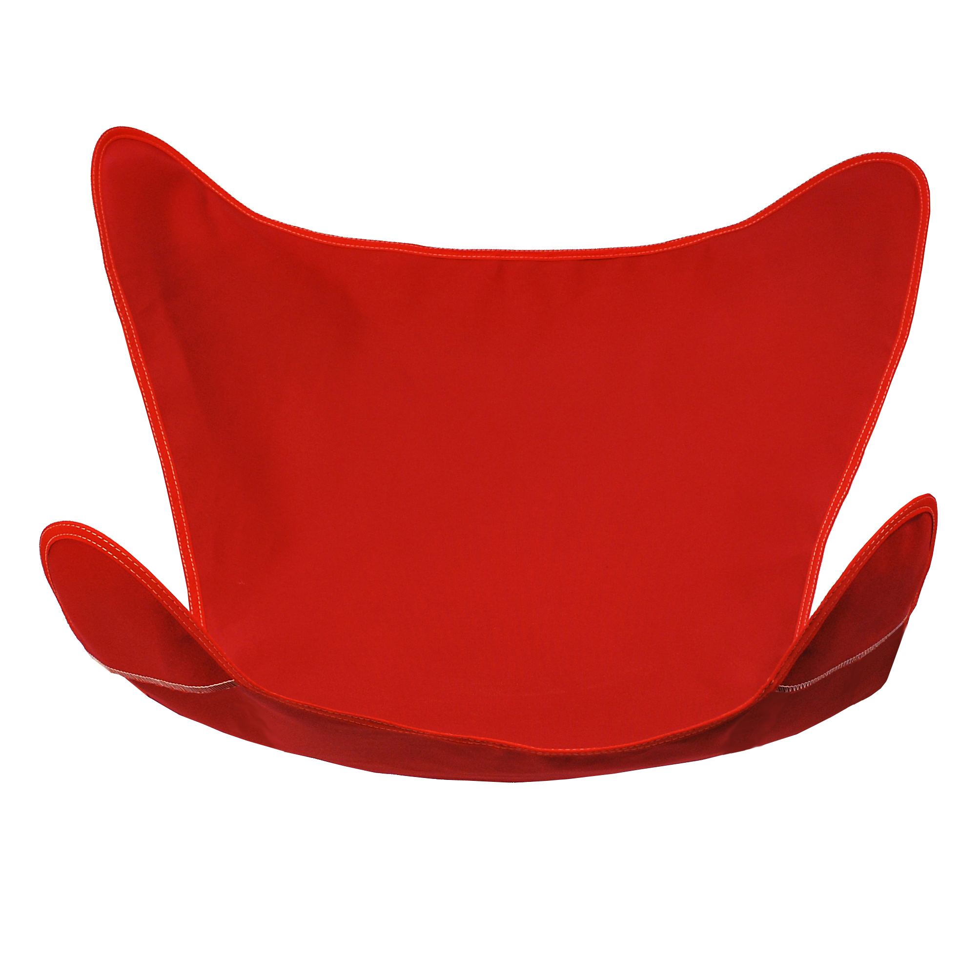 Replacement Cover for Butterfly Chair - Red