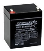 12V 7 AMP HR RECHARGEABLE BATTERY