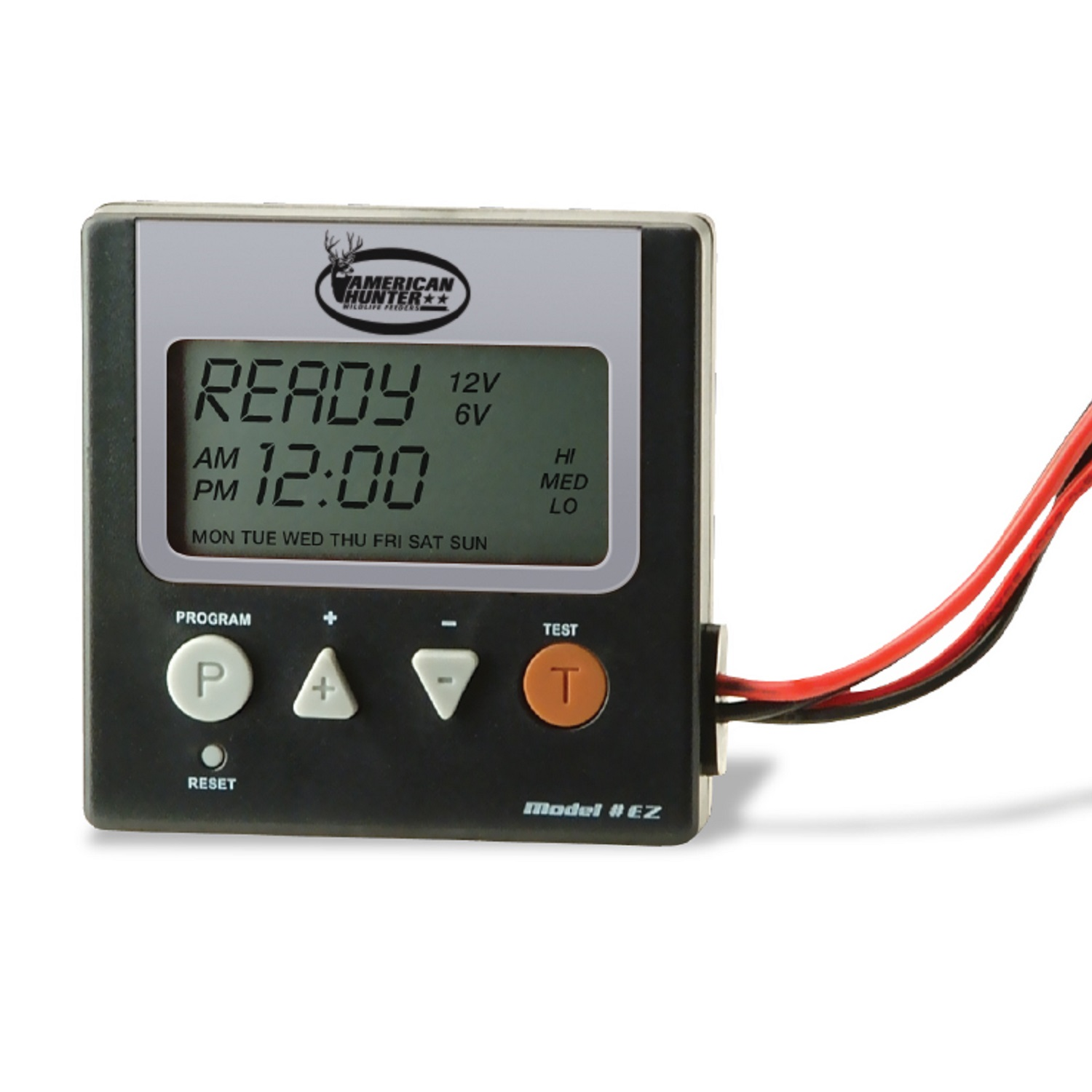 6V/12V Digital Timer Only