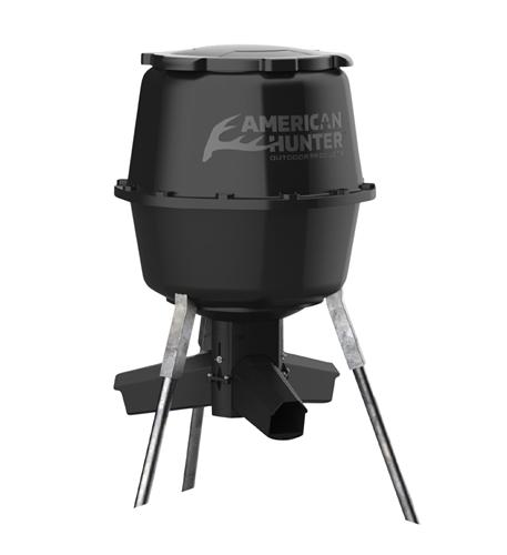 30gal Nesting Hopper w/ Gravity Feeder