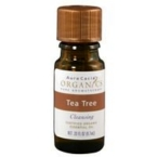 Aura Cacia Tea Tree Essential Oil (1x025Oz)
