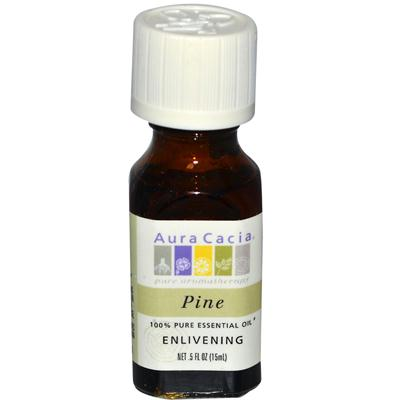 Aura Cacia Pine Essential Oil (1x5 Oz)