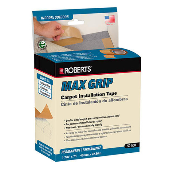 Max Grip Carpet Installation Tape