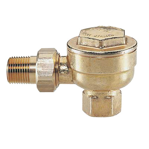 HOFFMAN 8C THERMOSTATIC STEAM TRAP 3/4 IN. ANGLE