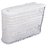 Bestair EF1 Wick Filter, For Use with Humidifier, 31 X 7/8 X 7-3/4 in, Aluminum, White