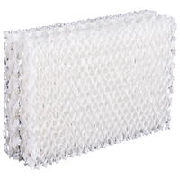 Bestair ES12 Wick Filter, For Use with Humidifier, 6-1/2 X 9 X 2-3/8 in, Aluminum, White
