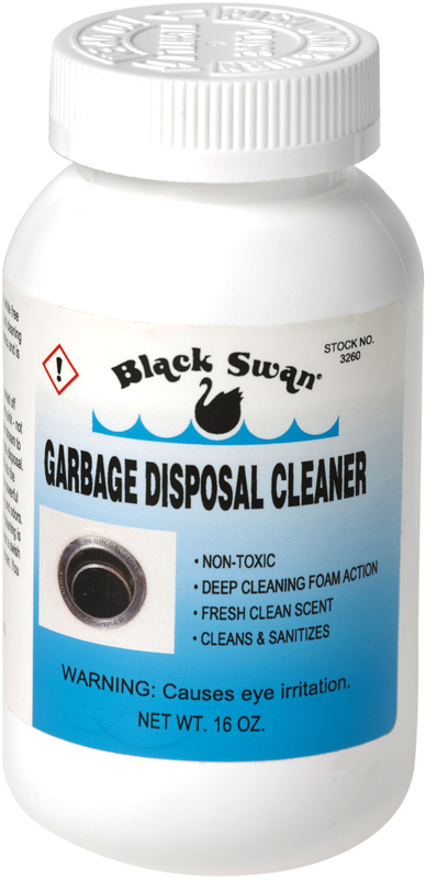 03260 12OZ GARB DISPSL CLEANER