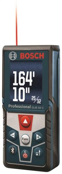 LASER MEASURE W/BLUTOOTH 165FT
