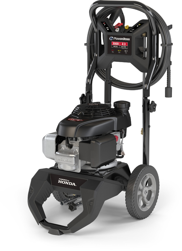 020780 3000PSI PRESSURE WASHER