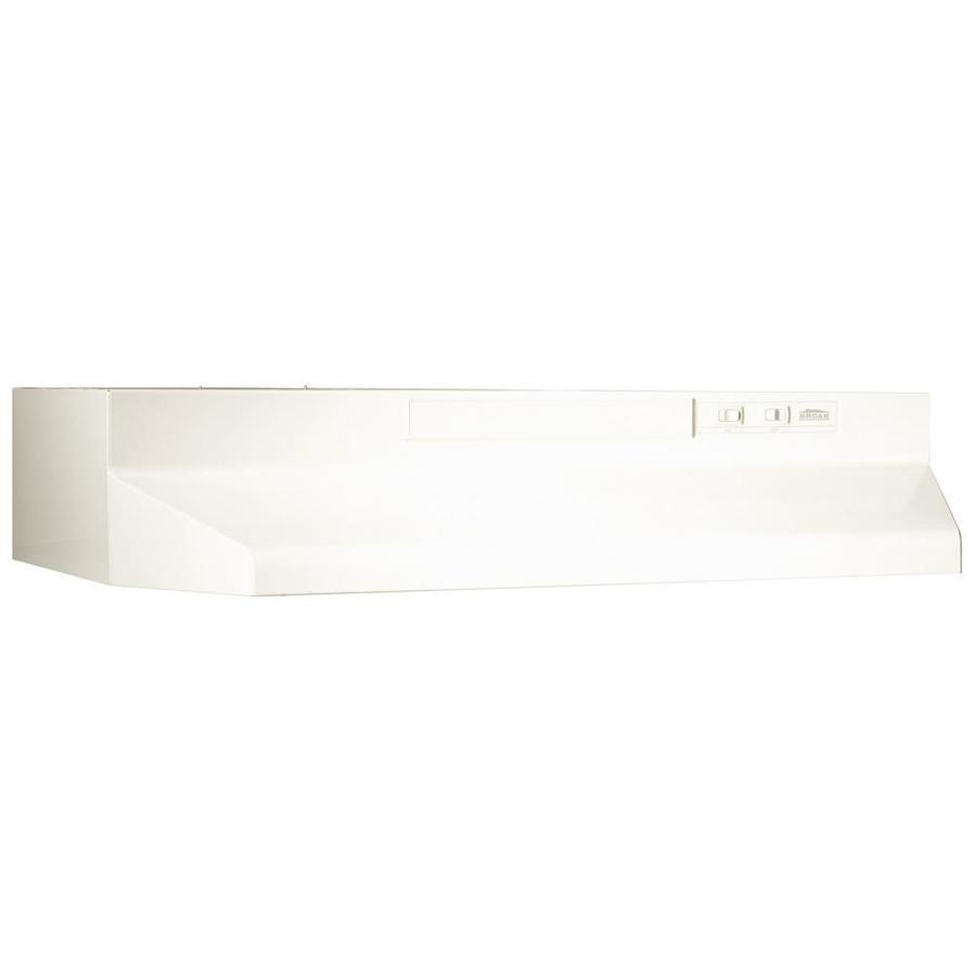 Bisque Broan 403602 ADA Capable Under-Cabinet Range Hood 36-Inch