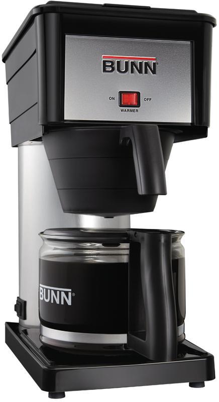 Bunn Coffee Maker Not Getting Power : Only USD 133.77 COFFEE MAKER BLACK SS 10CUP 072504077840 BX-B BUNN-O-MATIC