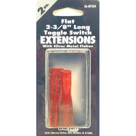EXTENSION RED LONG FLAT 2/CD
