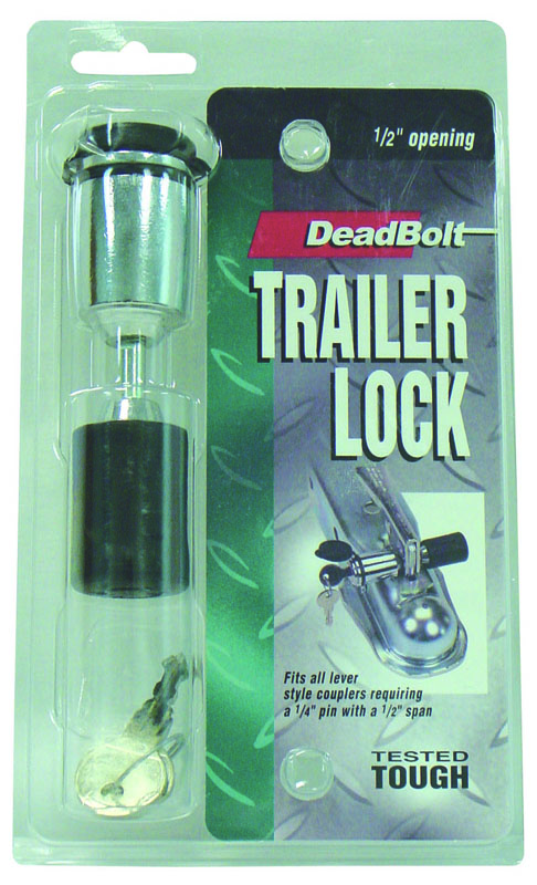 "1/4""LOCKING PIN FOR TRAILER HITCH, PACKAGE #RC2"