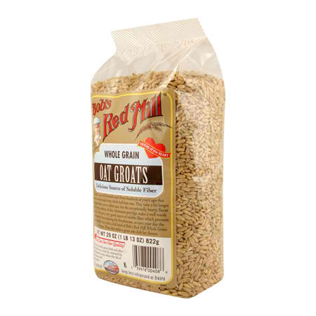 Bobs Red Mill Oats Whole Groats (4x29OZ )