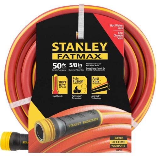 Stanley Fatmax Hot Water Hose 50 ft.