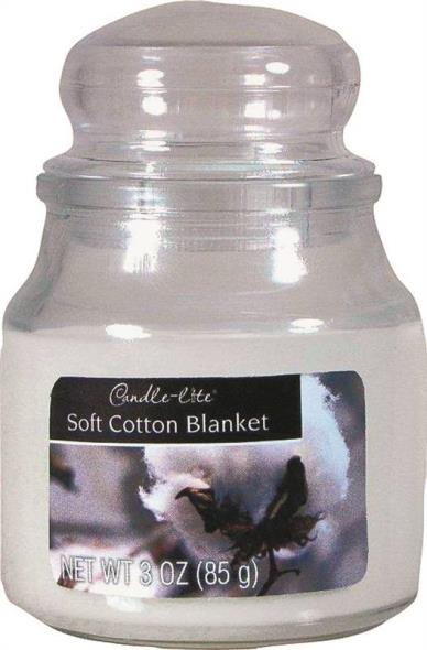 3OZ JAR COTTON BLANKET