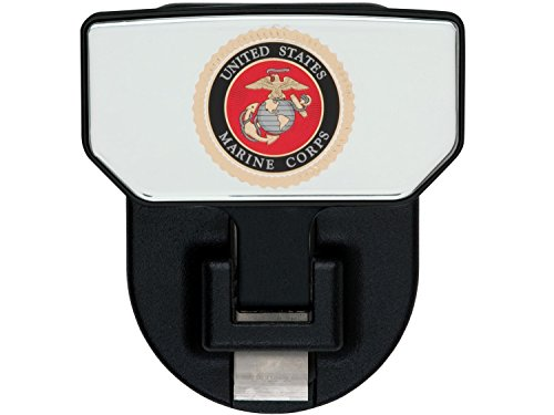 HD Universal Hitch Step U.S. Marines - single