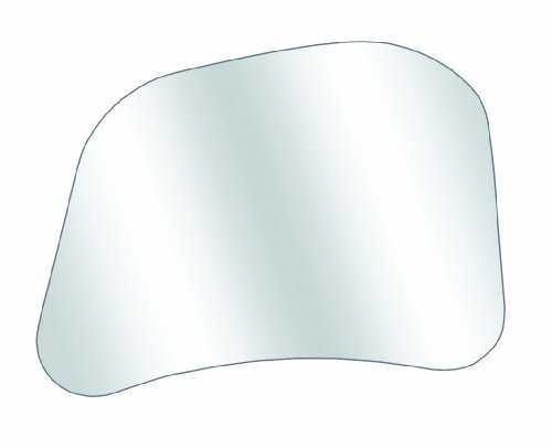 CIPA 10802GL Passenger Side Replacement Glass for CIPA Custom Towing Mirrors