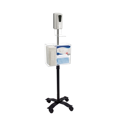 Mobile Sanitizing Station