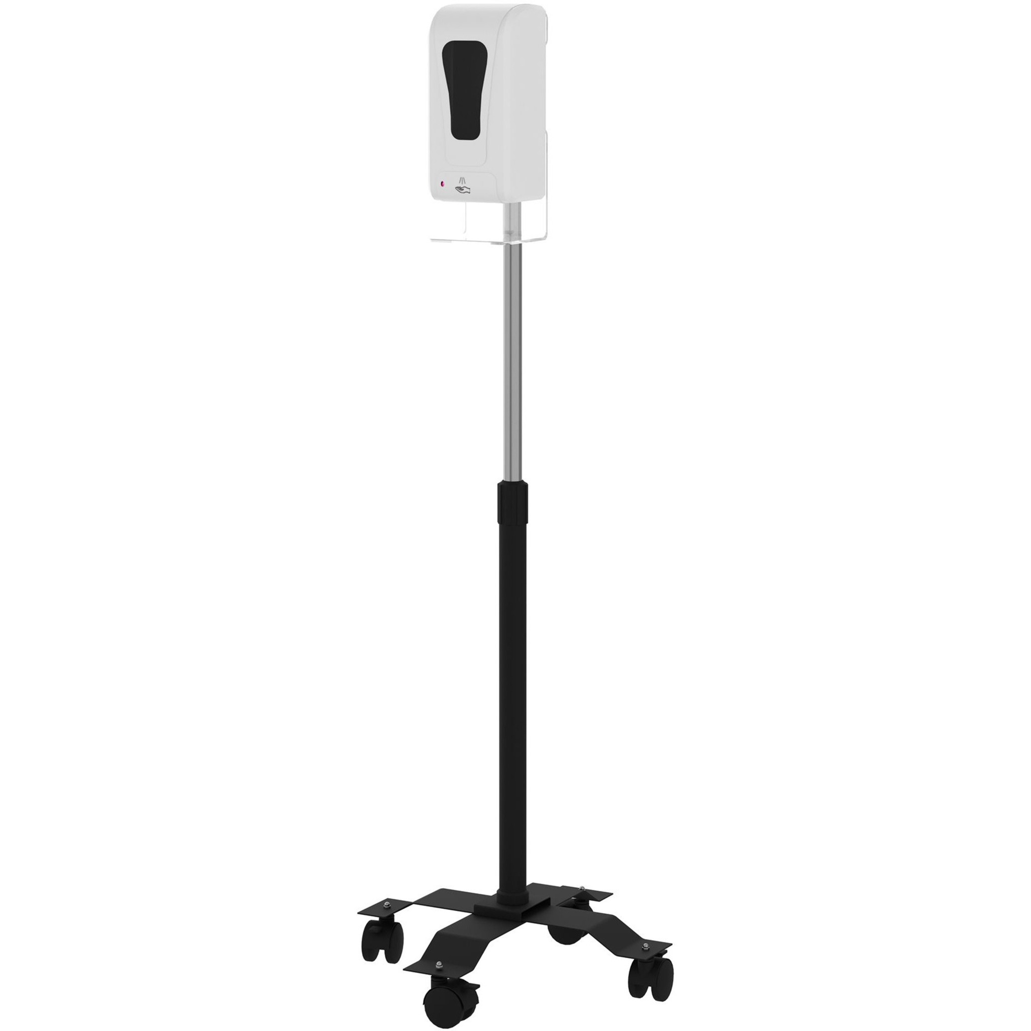 Mobile Soap Dispenser Stand