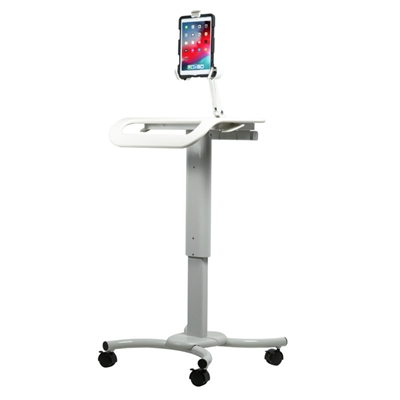 Medical Workstation Cart
