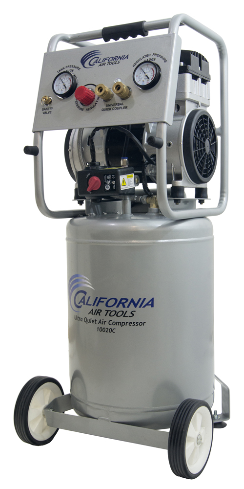 only $539.00 california air tools 10020cad-22060 ultra quiet & oil ...