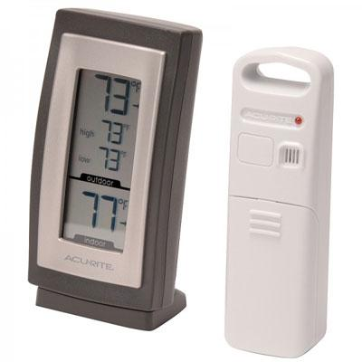 Acu Wireless Thermometer In Out