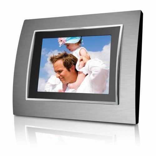 "7"" PHOTO FRAME METALLIC FRAMES (SILVER,BRASS)"