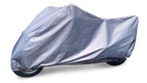 Silvertech® Motorcycle Cover - Size MTC-4 - Silver