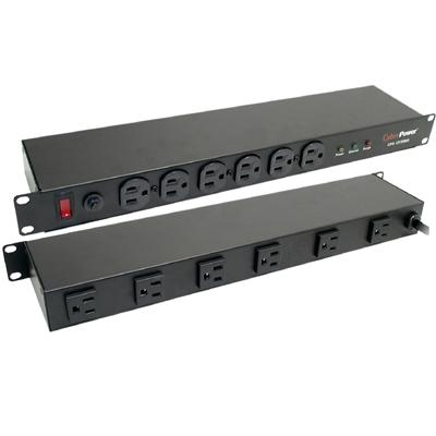 12 Outlet 15A RM Surge Strip