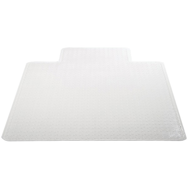 "Deflecto CM14113COM Chair Mat with Lip for Carpets (36"" x 48"", Medium Pile)"