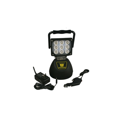 Rechargeable, Portable LED Work Light  800 LM