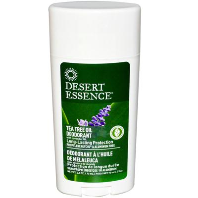 Desert Essence Tea Tree Deodorant With Lavender (1x25 Oz)