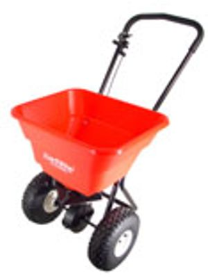 Estate 80-Pound Walk-Behind Broadcast Spreader