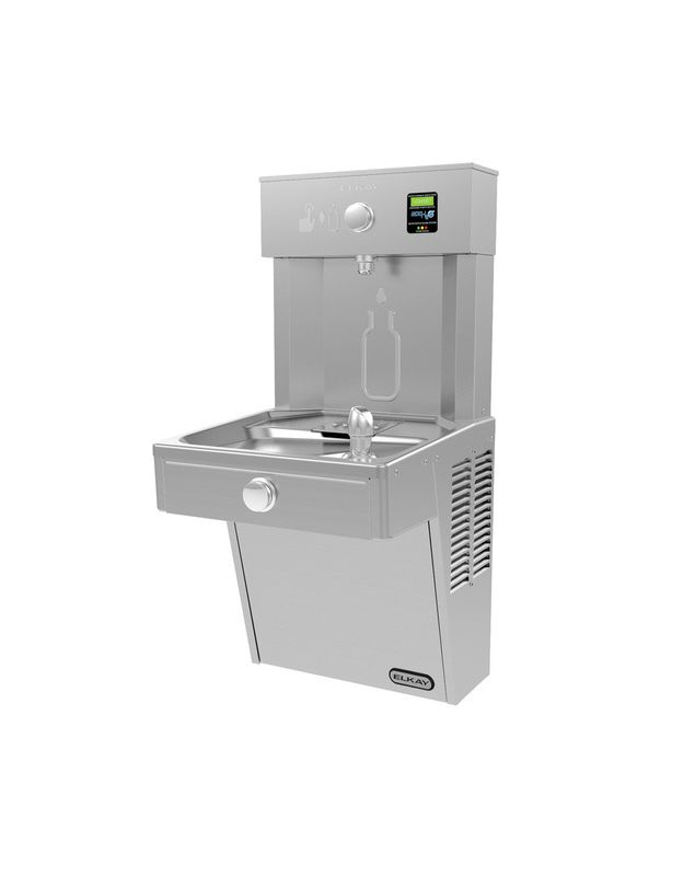EZH20 SYS Filter Vandal Resistant Cooler Bottle FILL STN
