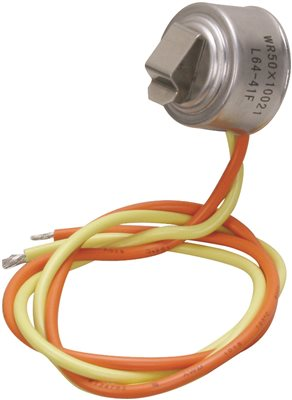 DEFROST THERMOSTAT 3/8 IN. SIDE PUSH-ON CLIPS