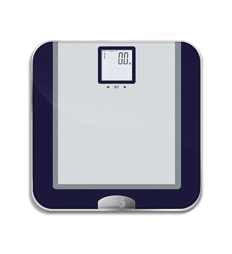 Digital Bathroom Scale 400 lbs Stainless