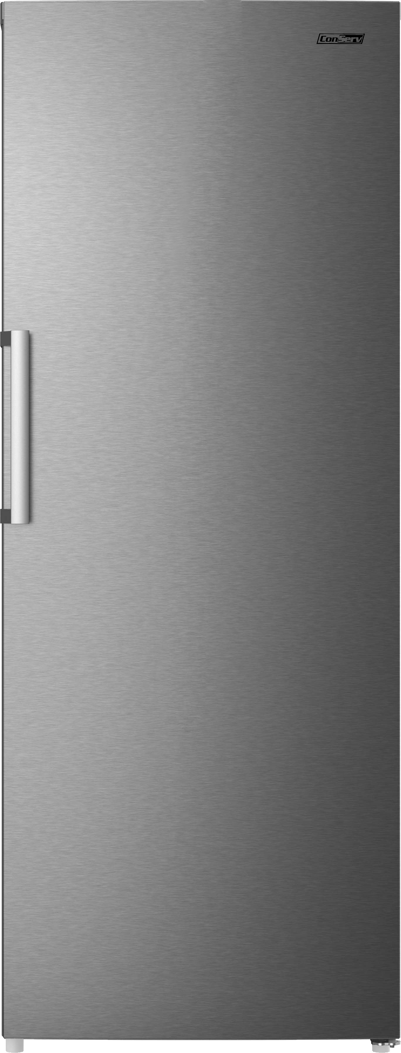 Conserv 13.5 cu. ft. Convertible Upright Freezer-Refrigerator in Stainless