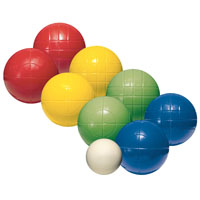 BOCCE SET RECREATIONAL